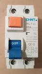 Выключатель дифференциальный NL1-63 2P 25A