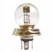 Лампа автомобильная А24-55+50
