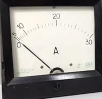 Амперметр Э378 0-30 А ~1.5