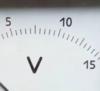 Вольтметр Э378 15в