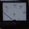 Амперметр Э378 0-200/5 А ~1.5