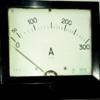 Амперметр Э378 0-300 А ~1.5