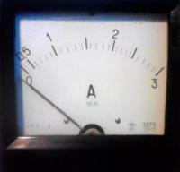 Амперметр Э378 0- 3 А ~1.5
