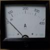 Амперметр Э378 0-400/5 А ~1.5