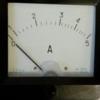 Амперметр Э378 0- 5 А ~1.5