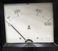 Амперметр Э378 0-600/5 А ~1.5