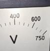 Вольтметр Э378 0-750 В ~1.5