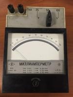 Э513 25-100. мА ~0.5
