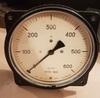 Манометр МТП-160 600кгс/см2 с осевым штуцером