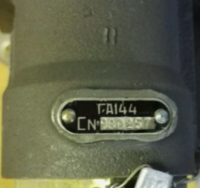 Кран электромагнитный ГА-144